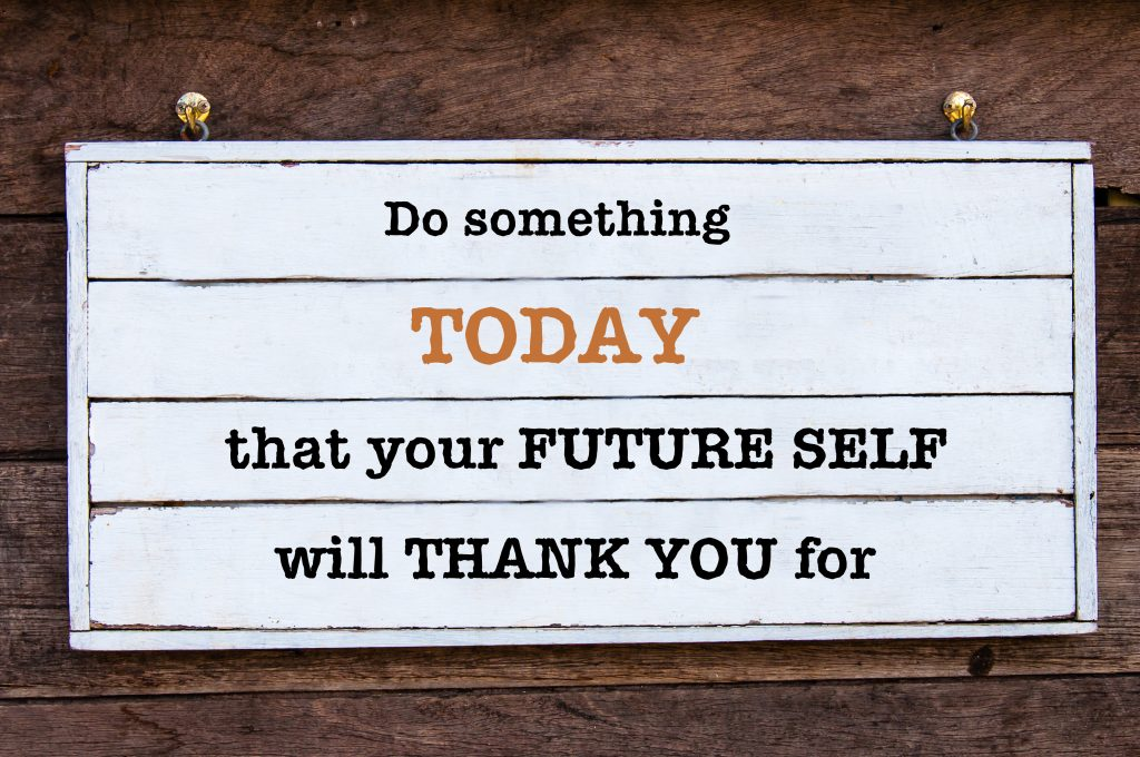 Write a Will! Do something today that your future self will thank you for